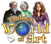 La fonctionnalité de capture d'écran de jeu Hidden World of Art