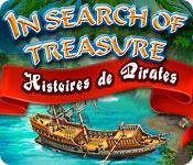 La fonctionnalité de capture d'écran de jeu In Search Of Treasure: Histoires de Pirates
