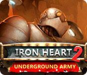 La fonctionnalité de capture d'écran de jeu Iron Heart 2: Underground Army