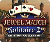La fonctionnalité de capture d'écran de jeu Jewel Match Solitaire 2 Édition Collector