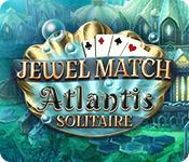 Feature screenshot game Jewel Match Atlantis Solitaire