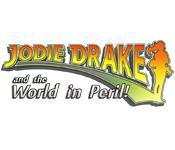 La fonctionnalité de capture d'écran de jeu Jodie Drake and the World in Peril