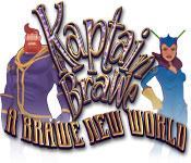 La fonctionnalité de capture d'écran de jeu Kaptain Brawe: A Brawe New World