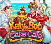La fonctionnalité de capture d'écran de jeu Katy and Bob: Cake Cafe
