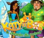 La fonctionnalité de capture d'écran de jeu Katy et Bob: Le chemin du retour