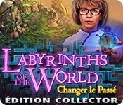 La fonctionnalité de capture d'écran de jeu Labyrinths of the World: Changer le Passé Édition Collector
