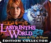 La fonctionnalité de capture d'écran de jeu Labyrinths of the World: Secrets de l'Île de Pâques Édition Collector