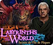 La fonctionnalité de capture d'écran de jeu Labyrinths of the World: Secrets de l'Île de Pâques