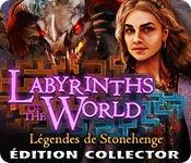 La fonctionnalité de capture d'écran de jeu Labyrinths of the World: Légendes de Stonehenge Édition Collector