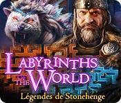 La fonctionnalité de capture d'écran de jeu Labyrinth of the World: Légendes de Stonehenge