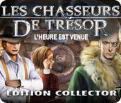 La fonctionnalité de capture d'écran de jeu Les Chasseurs de Trésor: L'Heure Est Venue Edition Collector