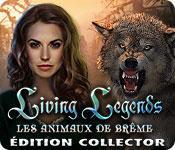 La fonctionnalité de capture d'écran de jeu Living Legends: Les Animaux de Brême Édition Collector