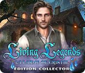 La fonctionnalité de capture d'écran de jeu Living Legends: La Larme de Cristal Édition Collector