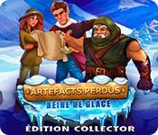La fonctionnalité de capture d'écran de jeu Artefacts Perdus: Reine de Glace Édition Collector