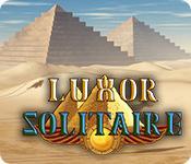 La fonctionnalité de capture d'écran de jeu Luxor Solitaire