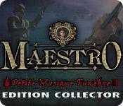 La fonctionnalité de capture d'écran de jeu Maestro: Petite Musique Funèbre - Edition Collector