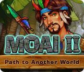 La fonctionnalité de capture d'écran de jeu Moai II: Path to Another World