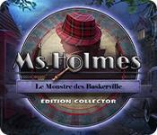 La fonctionnalité de capture d'écran de jeu Ms. Holmes: Le Monstre des Baskerville Édition Collector