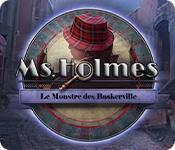 La fonctionnalité de capture d'écran de jeu Ms. Holmes: Le Monstre des Baskerville
