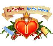 La fonctionnalité de capture d'écran de jeu My Kingdom for the Princess II