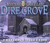 La fonctionnalité de capture d'écran de jeu Mystery Case Files®: Dire Grove Edition Collector