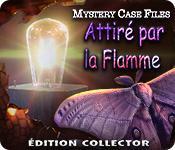 La fonctionnalité de capture d'écran de jeu Mystery Case Files: Attiré par la Flamme Édition Collector