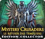 La fonctionnalité de capture d'écran de jeu Mystery Crusaders: Le Retour des Templiers Édition Collector