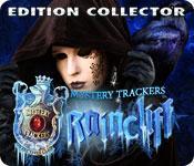 La fonctionnalité de capture d'écran de jeu Mystery Trackers: Raincliff Edition Collector