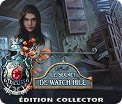 La fonctionnalité de capture d'écran de jeu Mystery Trackers: Le Secret de Watch Hill Édition Collector