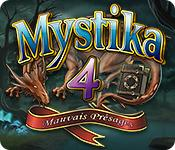Feature screenshot game Mystika 4: Mauvais Présages