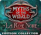 La fonctionnalité de capture d'écran de jeu Myths of the World: La Rose Noire Edition Collector
