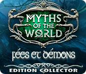 La fonctionnalité de capture d'écran de jeu Myths of the World: Fées et Démons Edition Collector