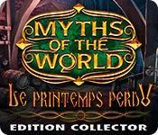 La fonctionnalité de capture d'écran de jeu Myths of the World: Le Printemps Perdu Edition Collector