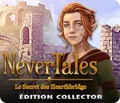La fonctionnalité de capture d'écran de jeu Nevertales: Le Secret des Hearthbridge Édition Collector