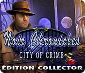 La fonctionnalité de capture d'écran de jeu Noir Chronicles: City of Crime Édition Collector