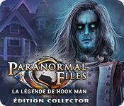 La fonctionnalité de capture d'écran de jeu Paranormal Files: La Légende de Hook Man Édition Collector