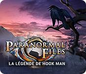 La fonctionnalité de capture d'écran de jeu Paranormal Files: La Légende de Hook Man