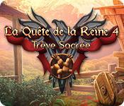 La fonctionnalité de capture d'écran de jeu La Quête de la Reine 4: Trève Sacrée