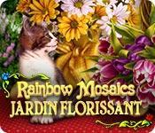 Rainbow Mosaics: Jardin Florissant game play