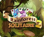 La fonctionnalité de capture d'écran de jeu Rainforest Solitaire 2