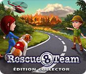 La fonctionnalité de capture d'écran de jeu Rescue Team 8 Édition Collector