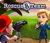 La fonctionnalité de capture d'écran de jeu Rescue Team 8