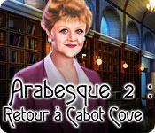 La fonctionnalité de capture d'écran de jeu Arabesque 2: Retour à Cabot Cove
