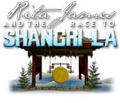 La fonctionnalité de capture d'écran de jeu Rita James and the Race to Shangri La
