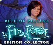 La fonctionnalité de capture d'écran de jeu Rite of Passage: Le Fils de la Forêt Edition Collector