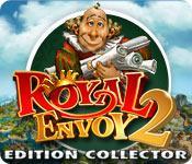La fonctionnalité de capture d'écran de jeu Royal Envoy 2 Edition Collector