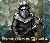La fonctionnalité de capture d'écran de jeu Rune Stones Quest 2