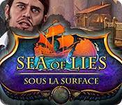 La fonctionnalité de capture d'écran de jeu Sea of Lies: Sous la Surface