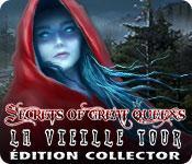 La fonctionnalité de capture d'écran de jeu Secrets of Great Queens: La Vieille Tour Édition Collector