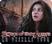 La fonctionnalité de capture d'écran de jeu Secrets of Great Queens: La Vieille Tour